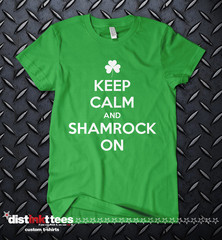 CALM SHAMROCK ON